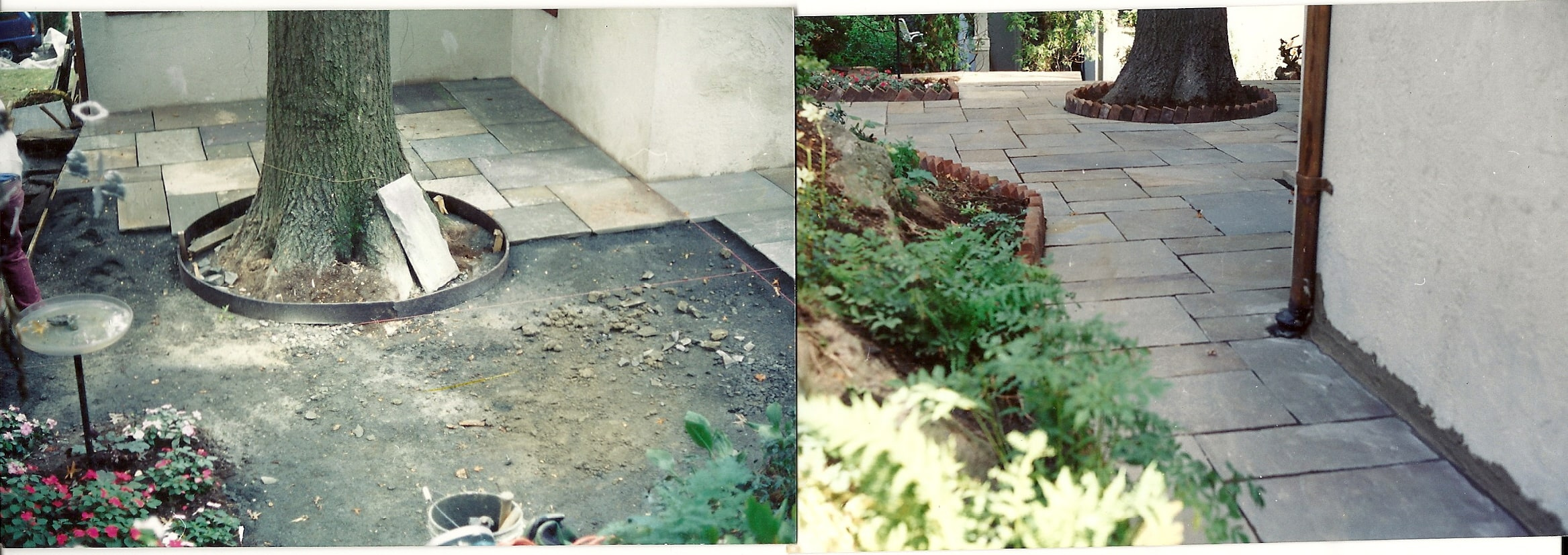 Walkway Before and After 2