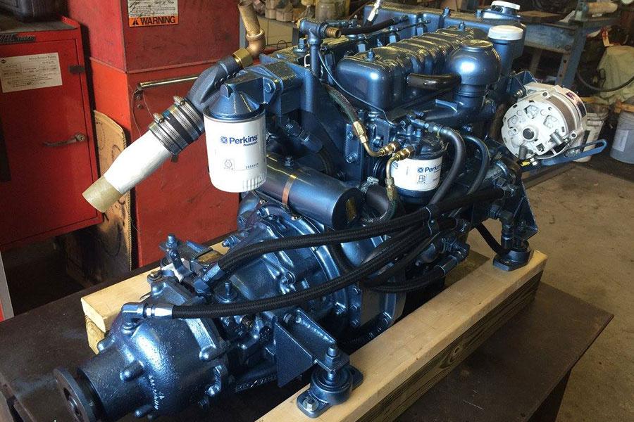 Perkins Engine 2