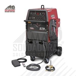 PRECISION TIG® 375 SOLDADORA TIG READY-PAK® Precsion TIG 375 Ready-Pak K2624-1