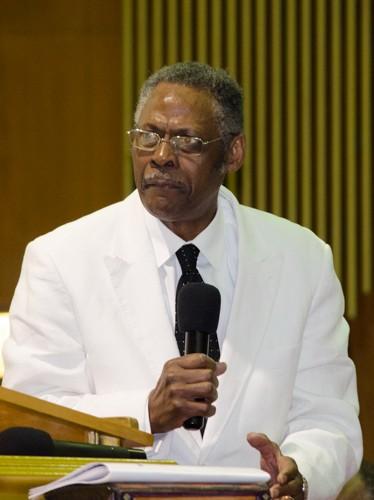 Elder John Taylor