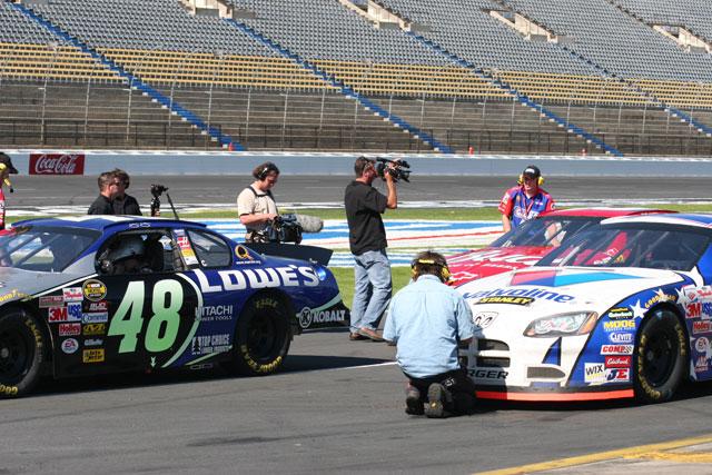 Car Racing Event