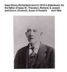 Old Isaac Revey Richardson