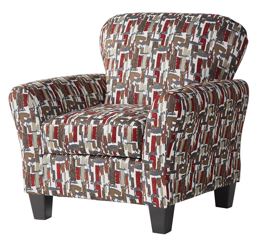 3010 Serta Accent Chair Lava