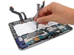 Resultado de imagen de pantallas de tablet rotas