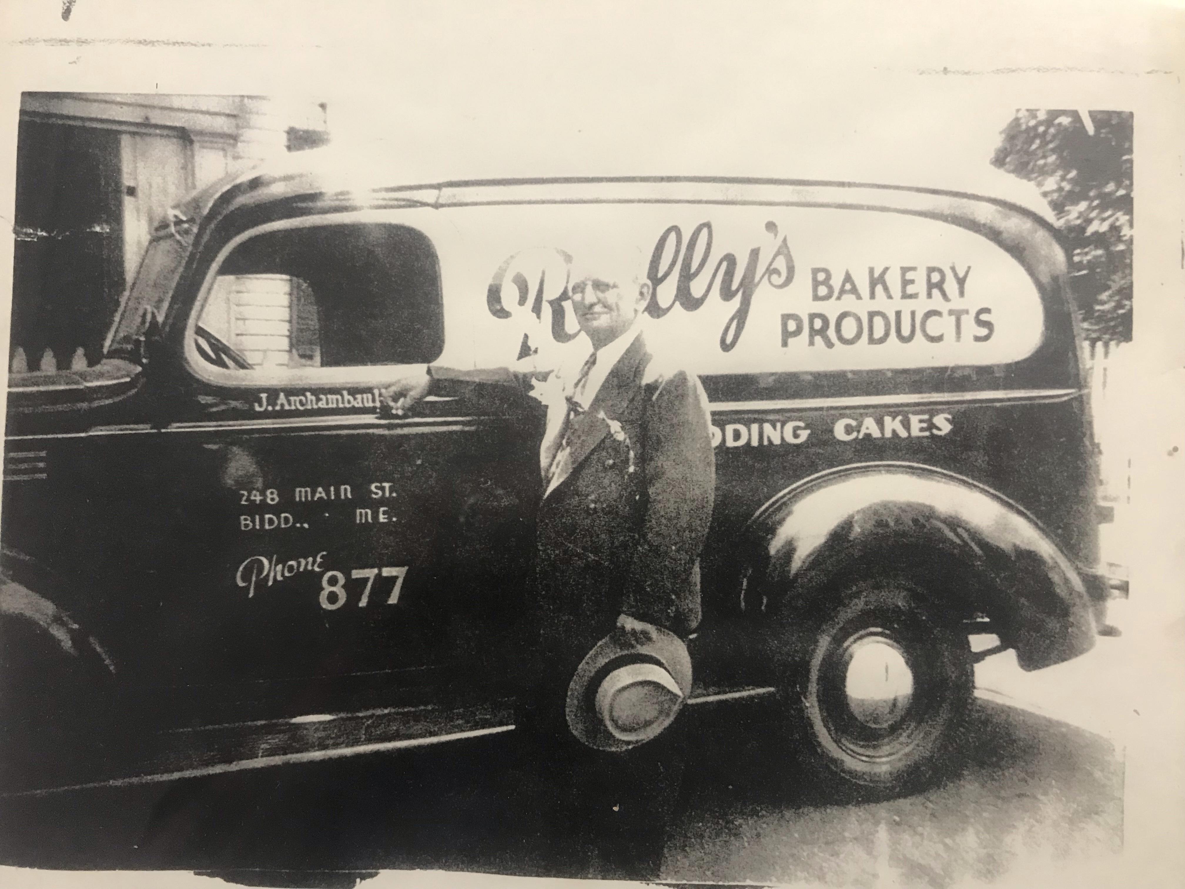 Reilly's Bakery Car