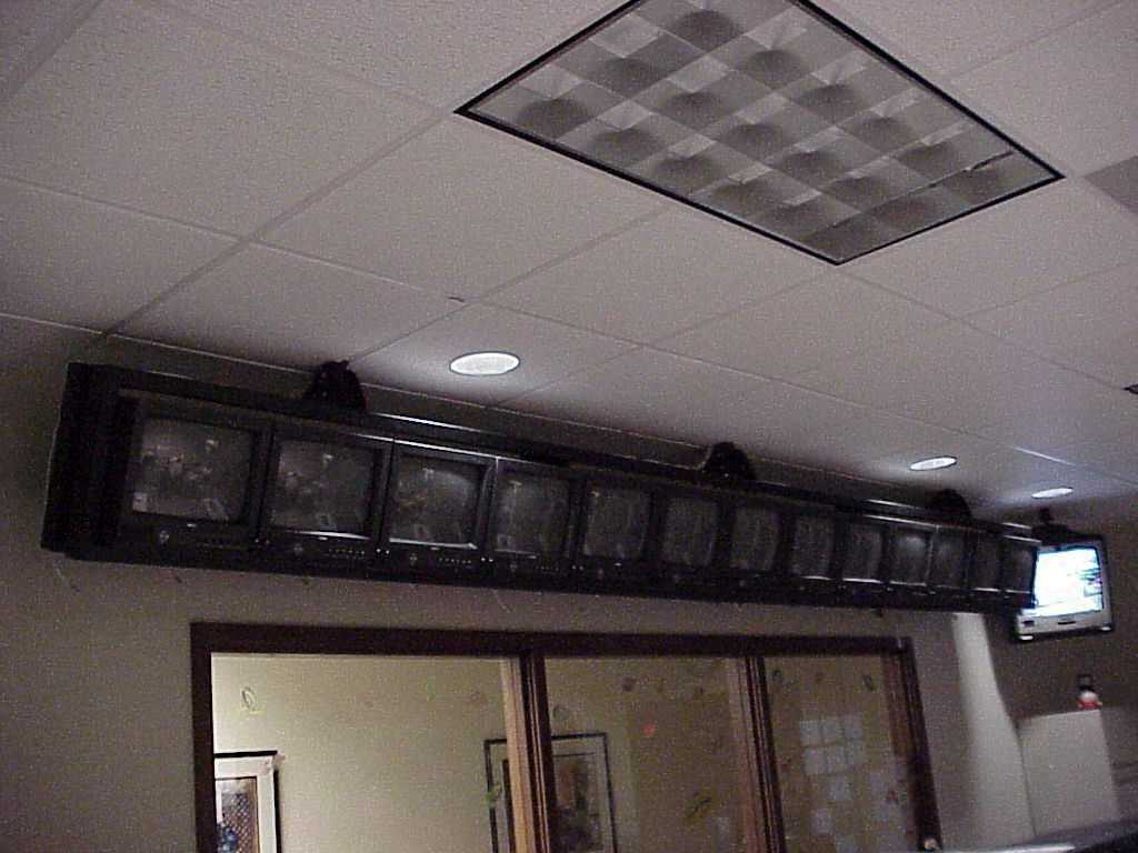 Monitor Rack