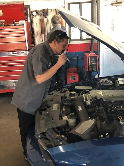 Expert Auto Technician