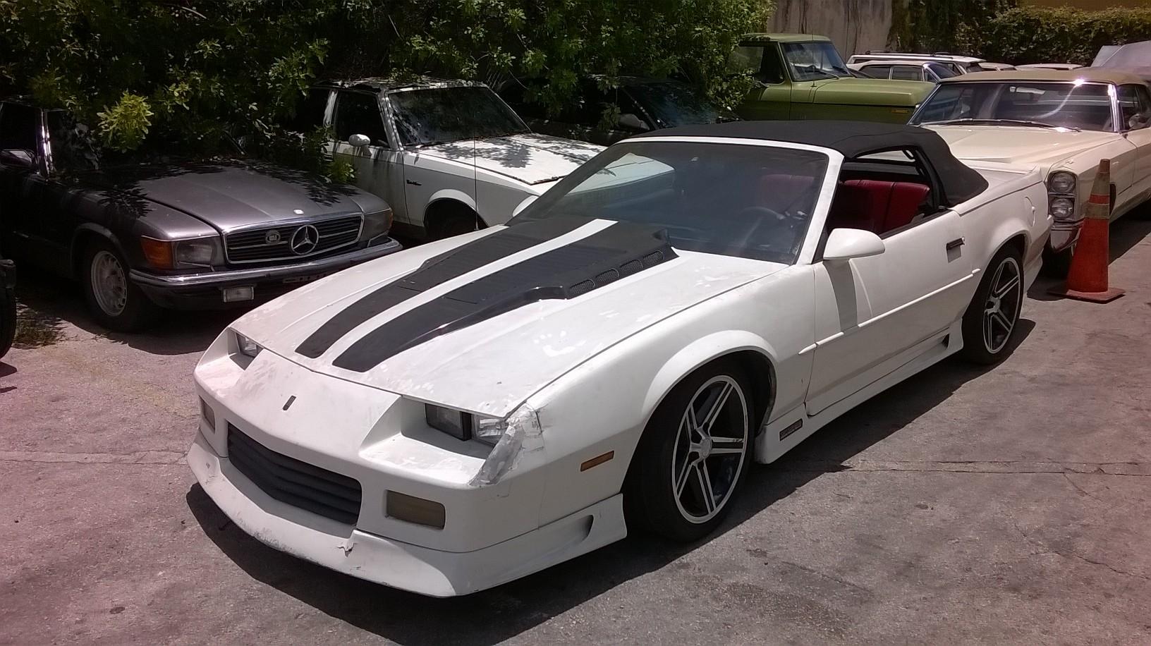 1989 Z28 5.7L
