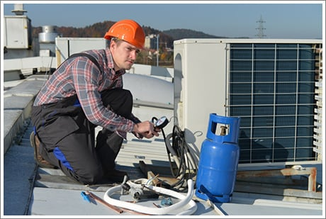 Air conditioner repair services||||