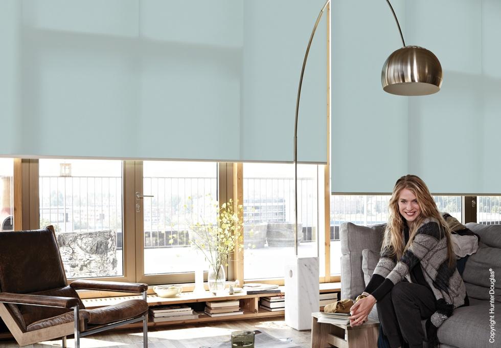 Telas decorativas Con niveles de privacidad: transparencia, semitransparente, translucidez y opacidad.