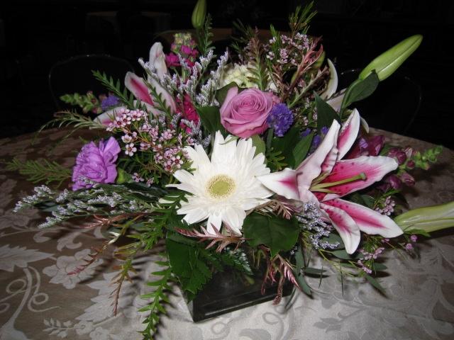 Floral Arrangement||||