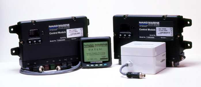 Naiad DATUM Module, Sensor Pack And Display