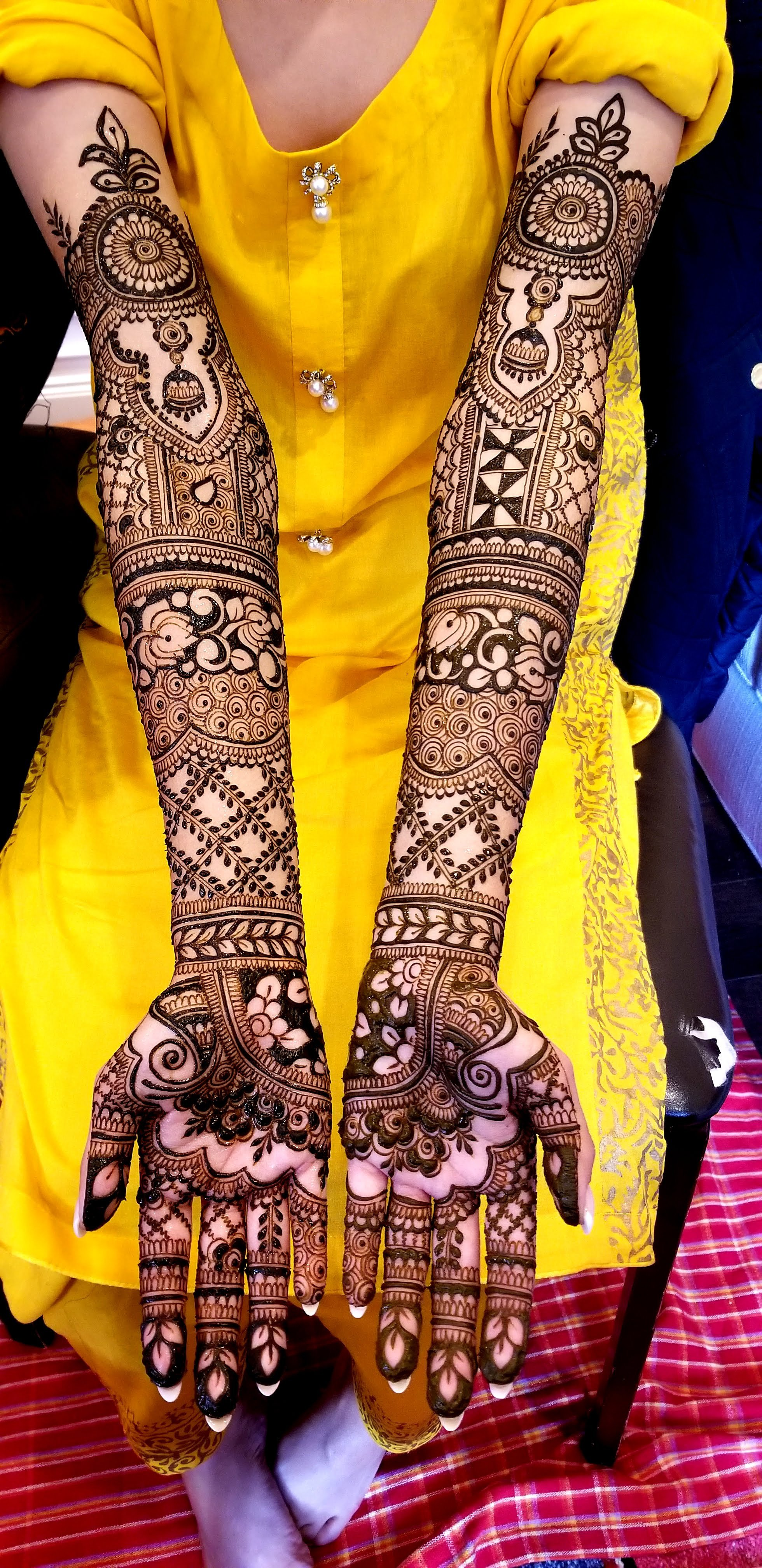 Intricate Maharani