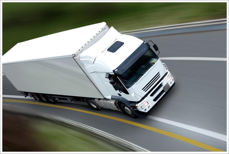 Tractor trailer truck||||Trucking