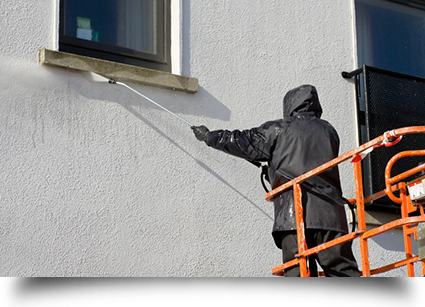 Pressure washing services||||