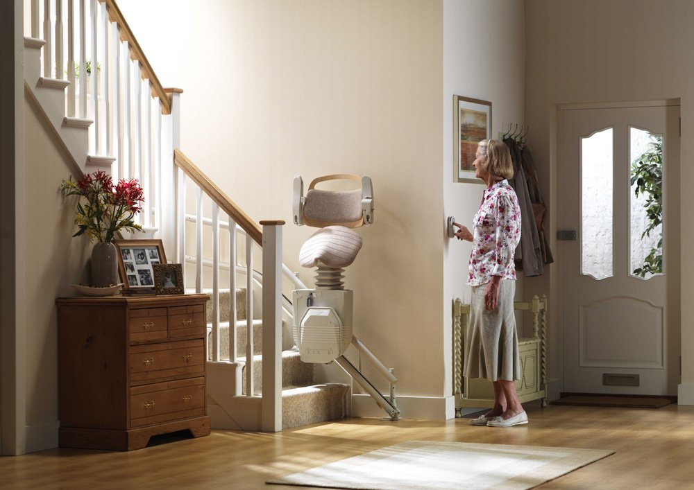 Stannah Stairlifts Installation