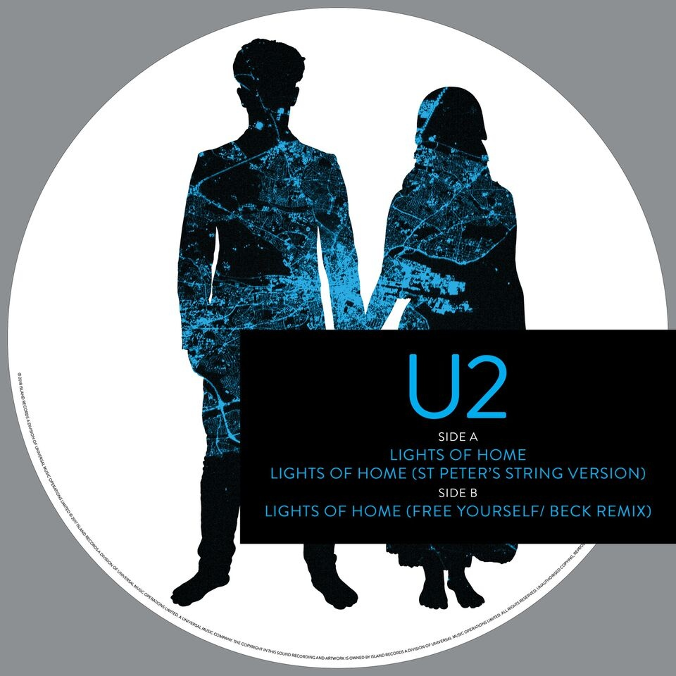 U2 - 'Lights of Home'