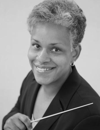 Deidra Denson, Associate Director of Bands, Director of Chamber Ensembles