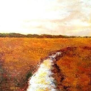 Golden Marshland