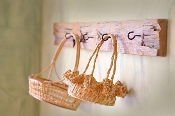 Rattan Wicker Baskets