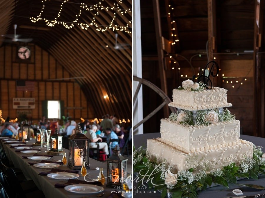 Wedding Cake and Venue