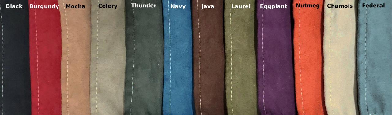 Microfiber Colors