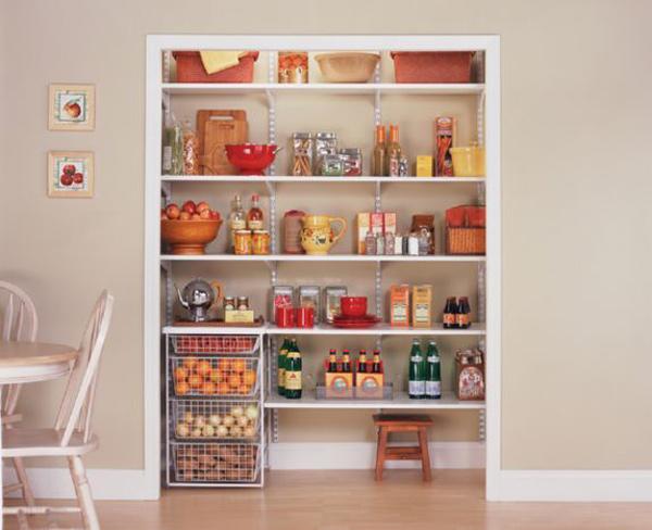 kitchen pantry custom closet Marietta GA