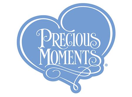 Precious Moments logo purple||||