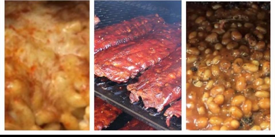 Barbecue Ribsand Baked Beans
