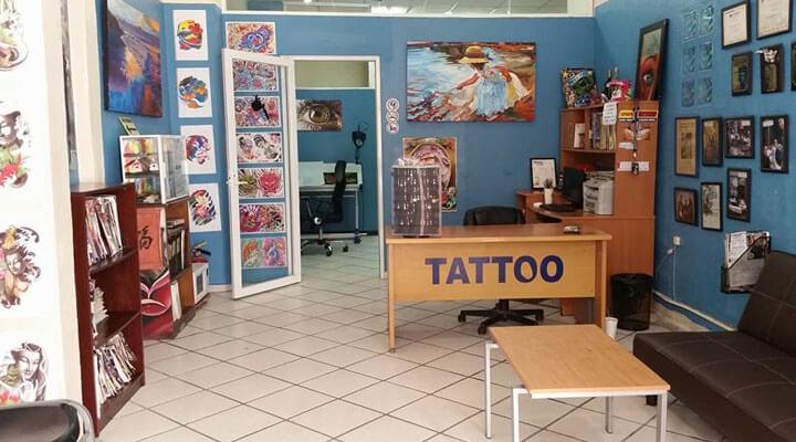 Chapa Tattoo Studio, Puerto Vallarta - VENTA DE PLAYERAS