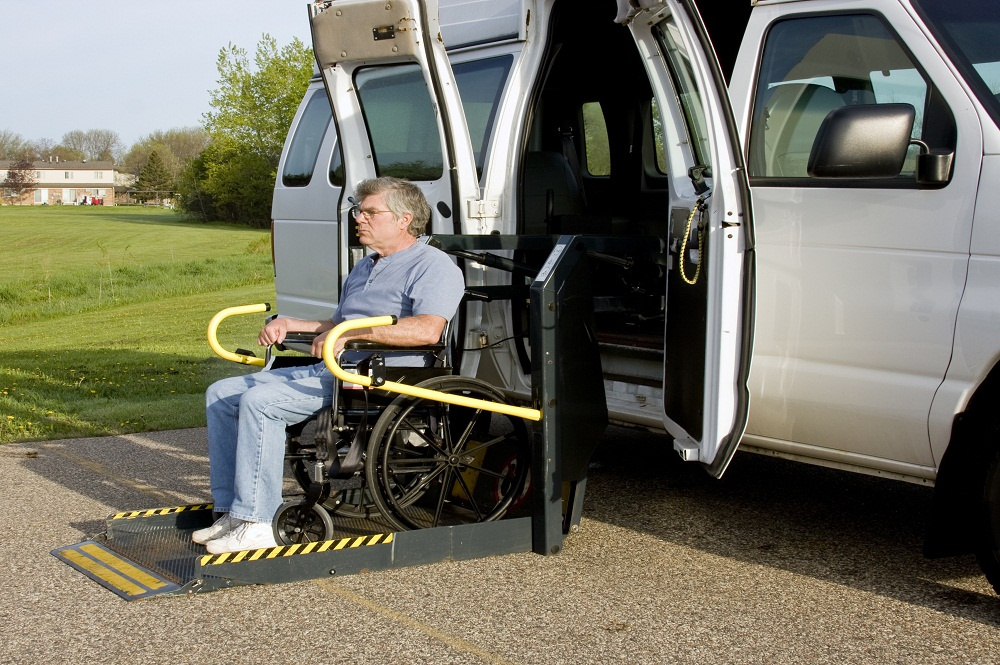 Wheelchair Lifts in Louisiana