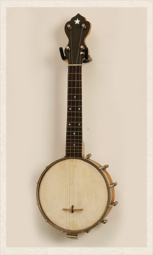 S.S. Stewart 1890s Banjo Ukulele