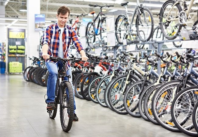Buying a Bike
