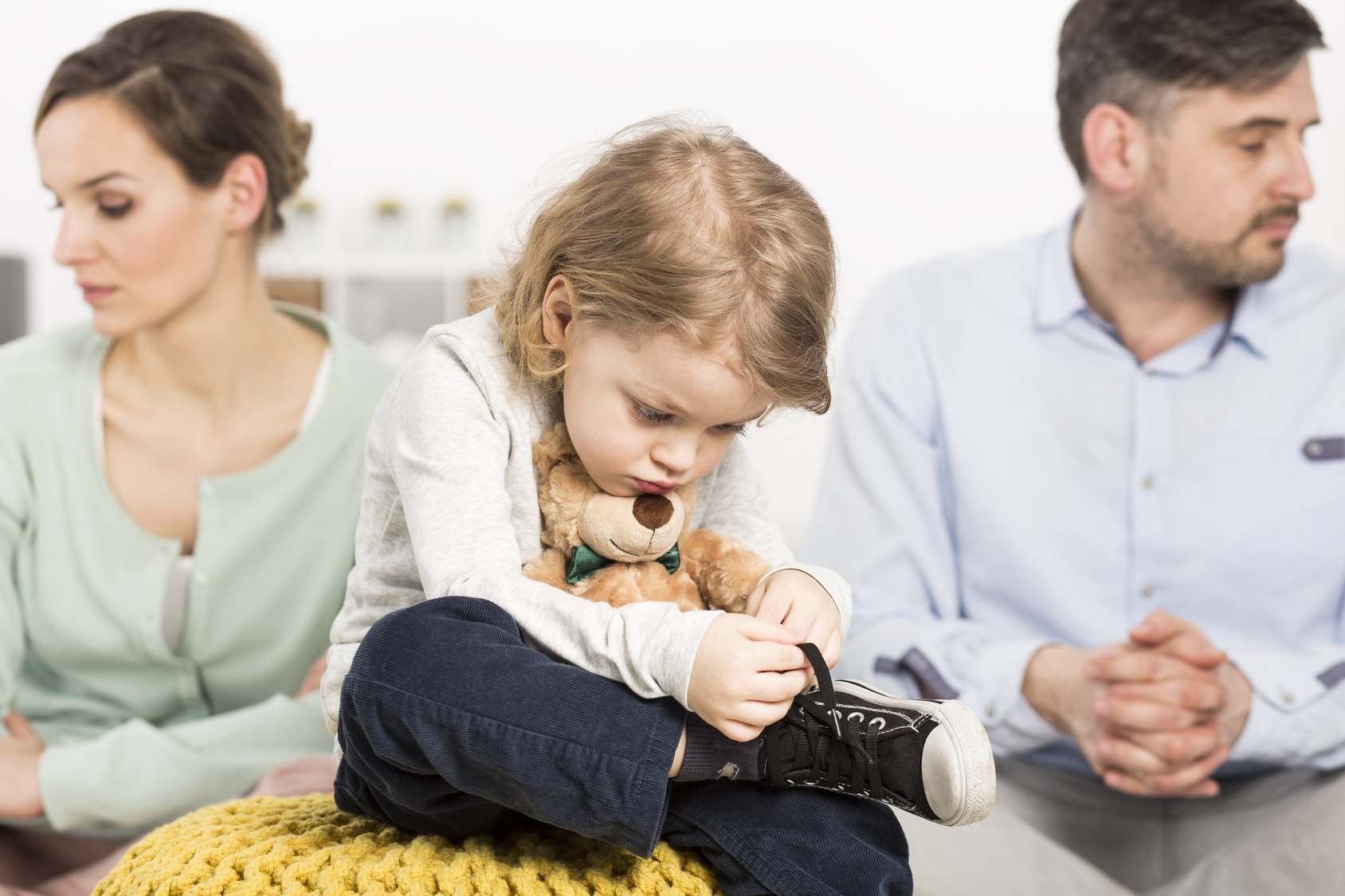 Child Custody Laws - Knowledge is Power - EDUCATION
