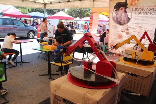 Actividades en el Festival Soledad