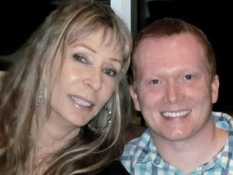 Juice Newton With a Male Fan