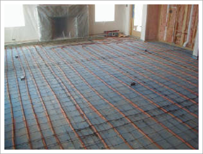 Heated floor underlay||||