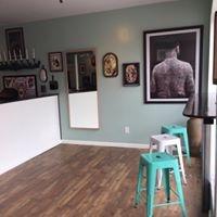 Tattoo Shop Interior 5
