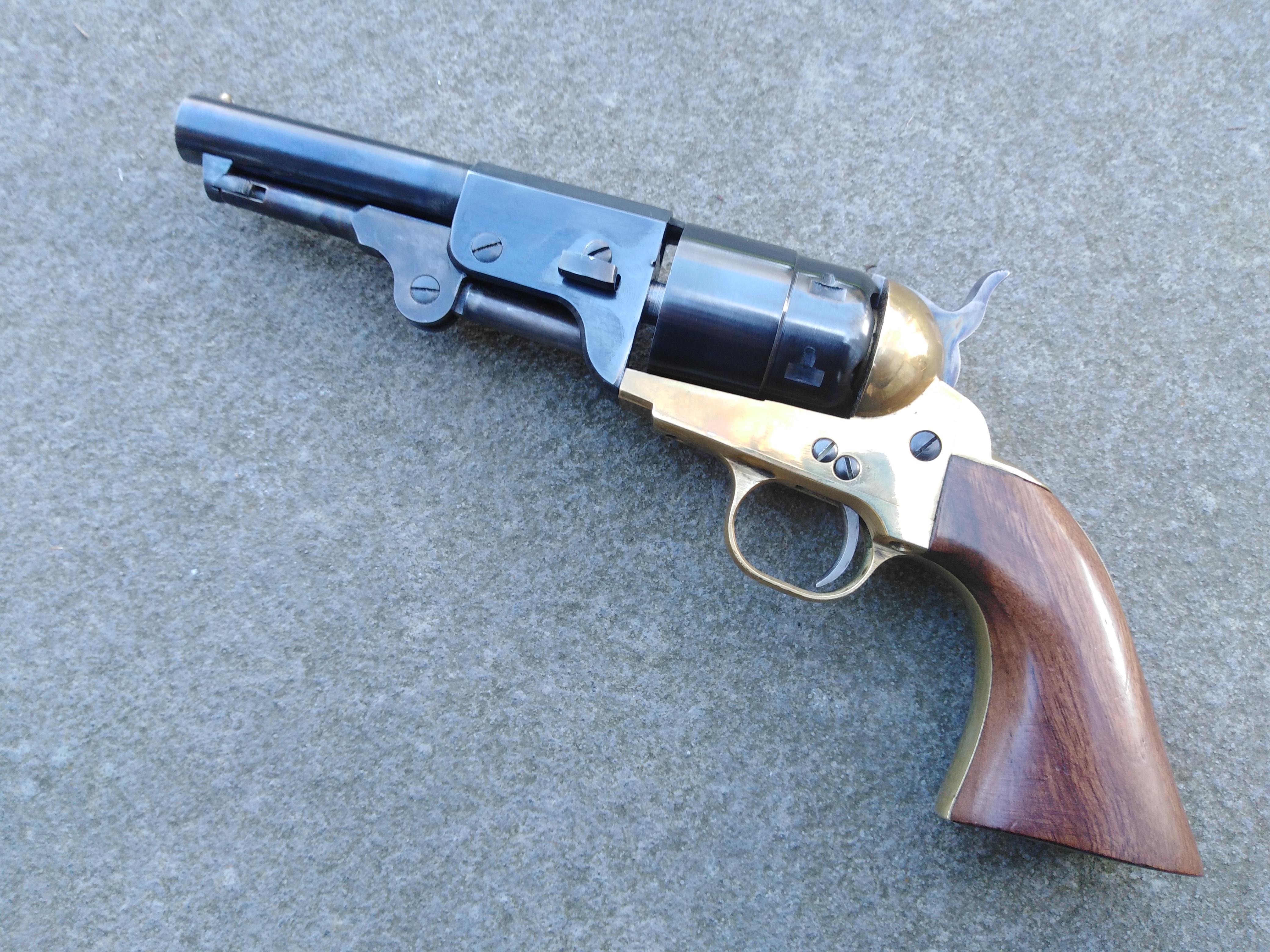 PFCGUK Ltd - Pietta 1851 Navy Sheriff 9mm Blank