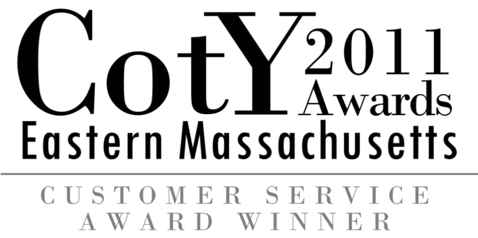 2011 CUSTOMER SERVICE AWARD