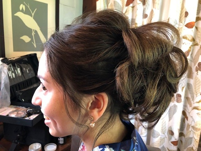 Updo Hairstyle 6