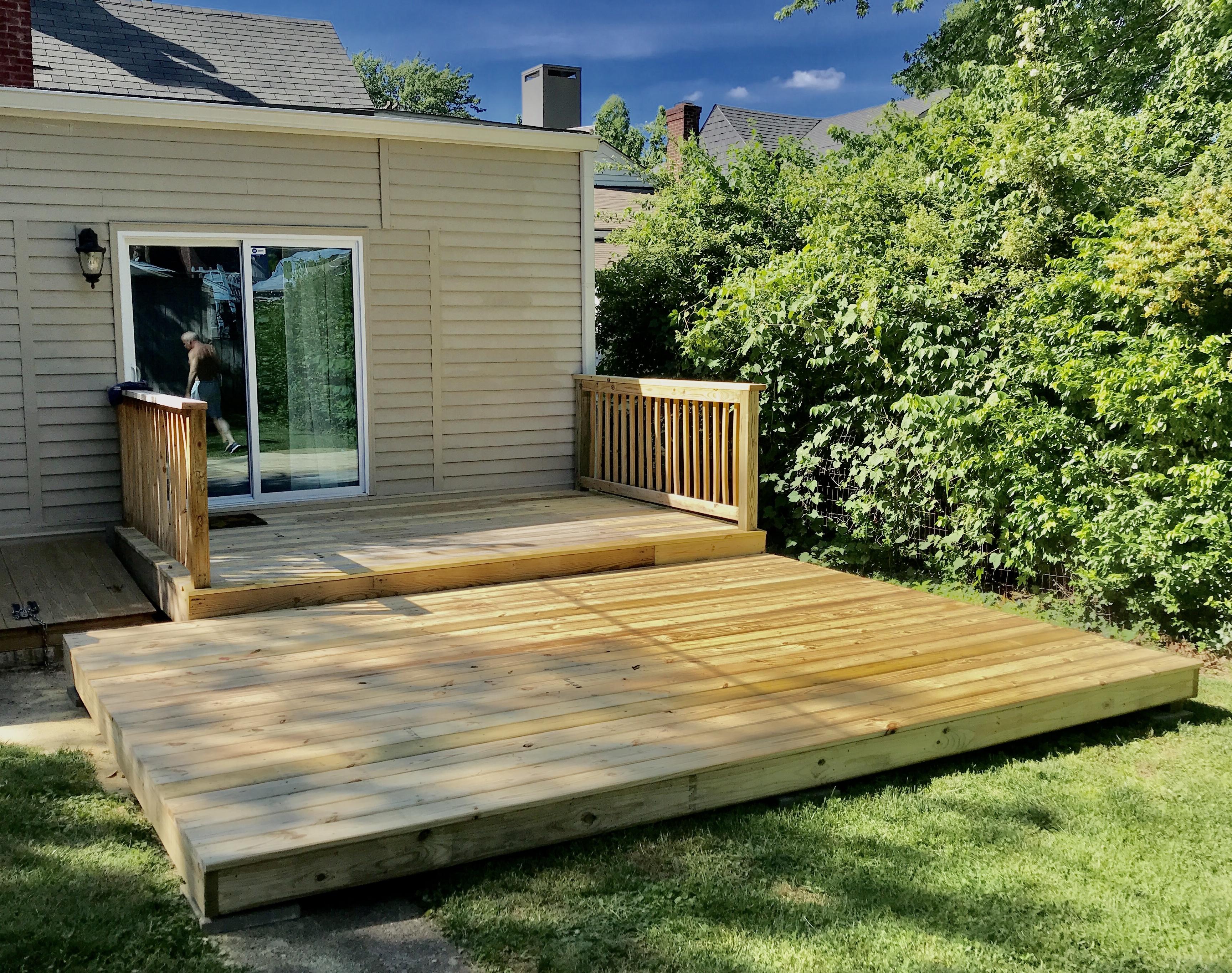 Deck (Finished)