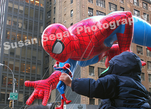 Spiderman - New York City