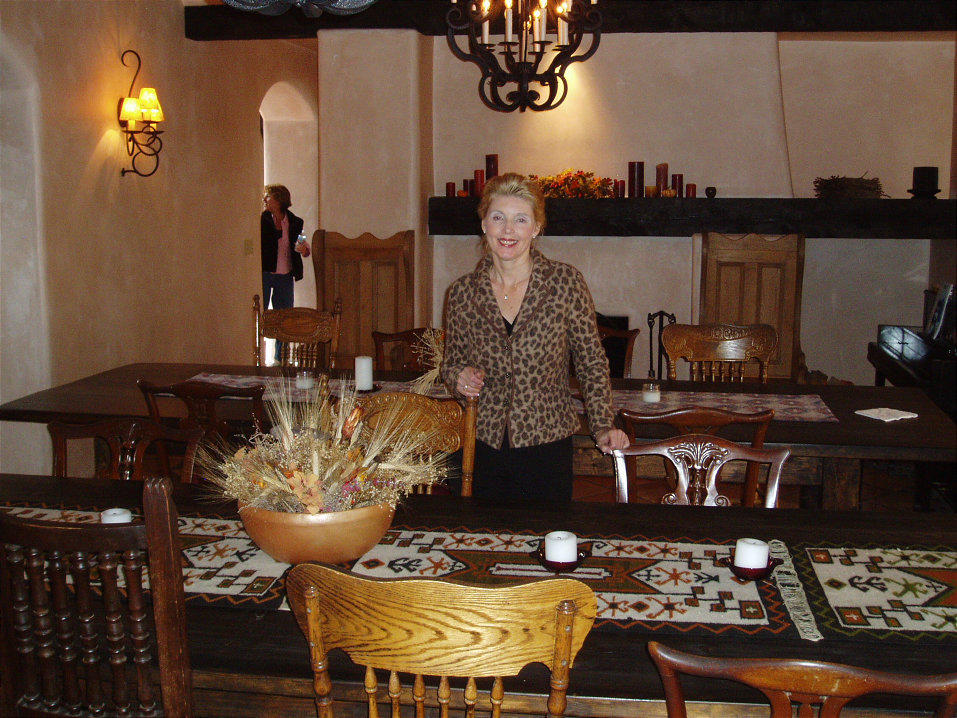 El Sueno del Corazon Dining Room