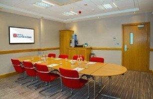 Training room in Hilton Garden Inn London Heathrow Airport