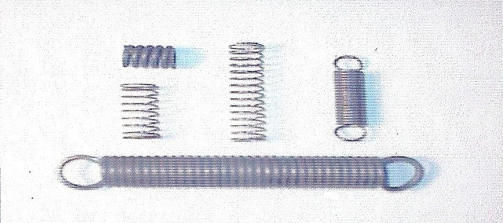 Industrial Wire Products Columbus | Wire Springs and Forms