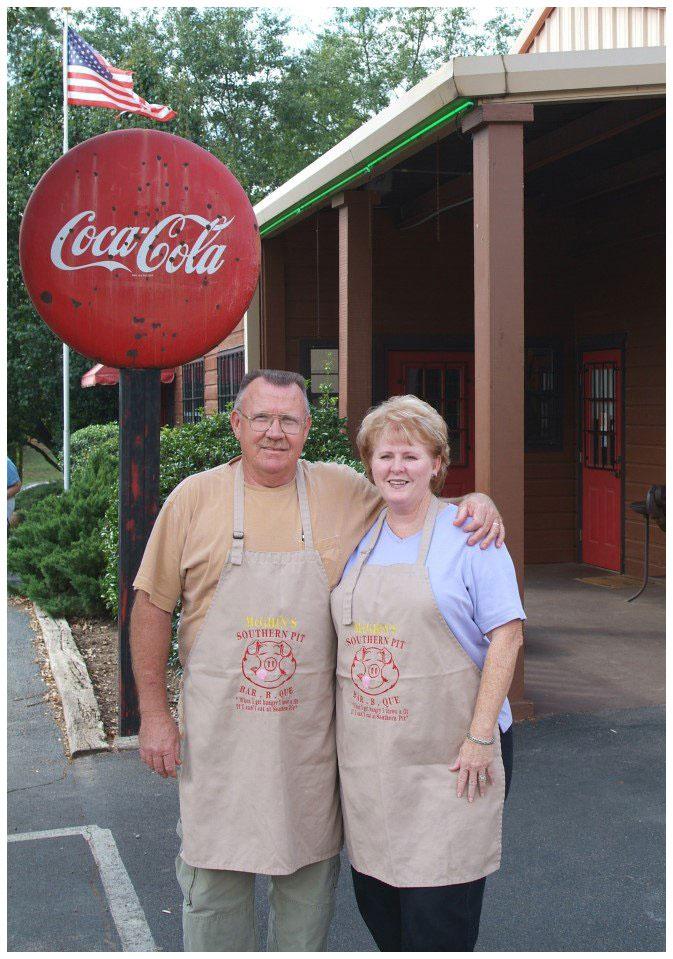 Fred and Brenda McGhin