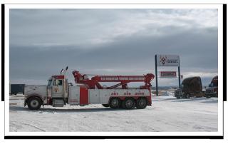 Trailer repair services
