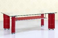 C210 Red Caffe table