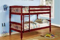 CM-BK606CH Twin/Twin Bunk Bed